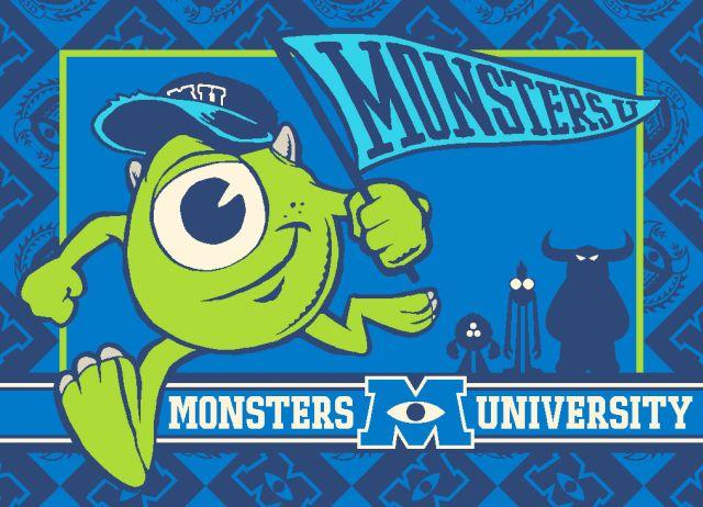 dětský koberec monsters